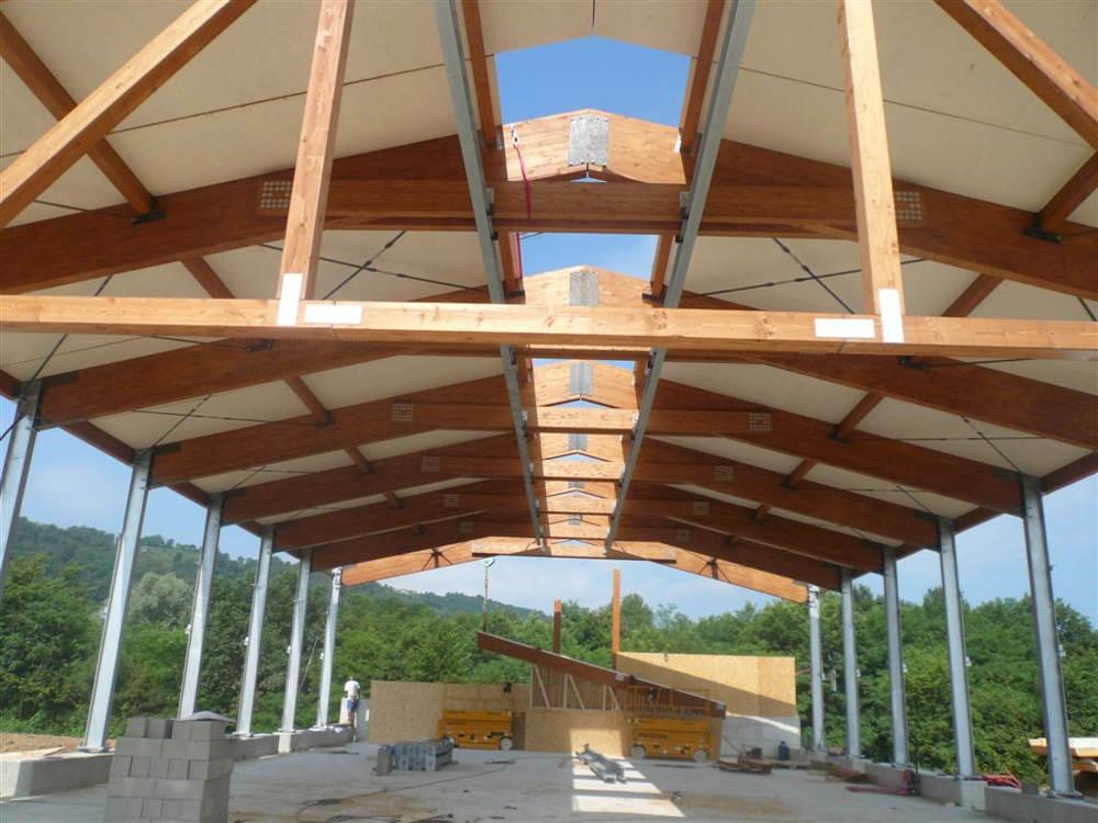 realizzazione carpenteria edile lecco como 04