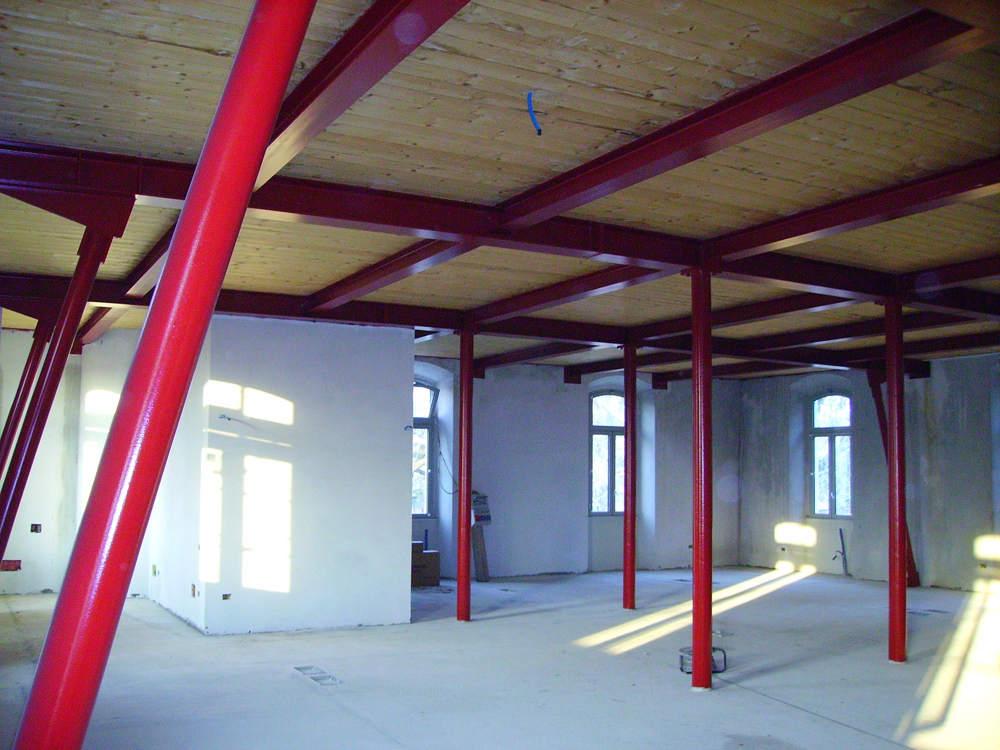 realizzazione carpenteria edile lecco como 05