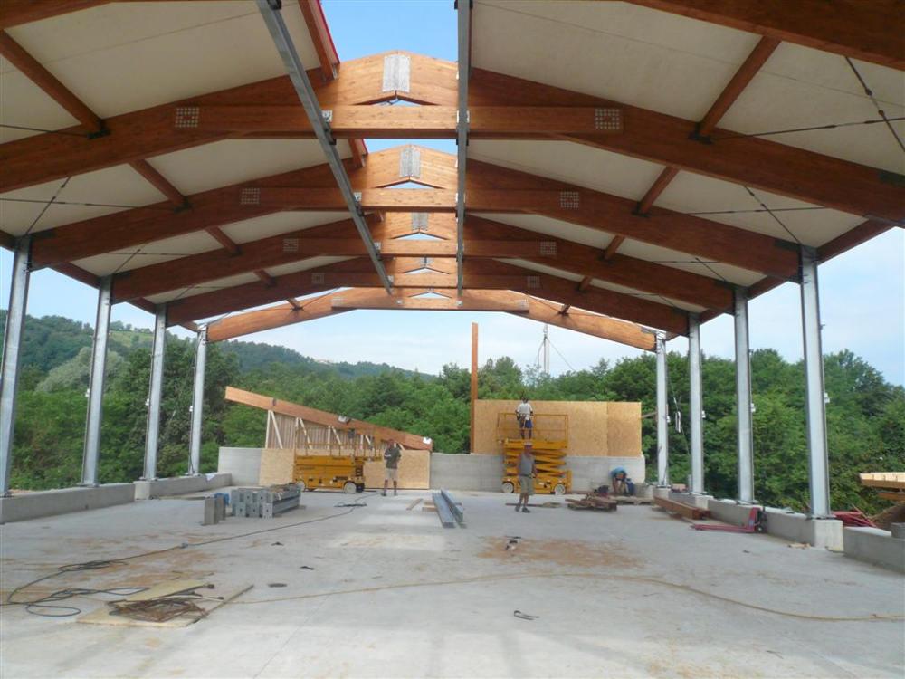 realizzazione carpenteria edile lecco como 12