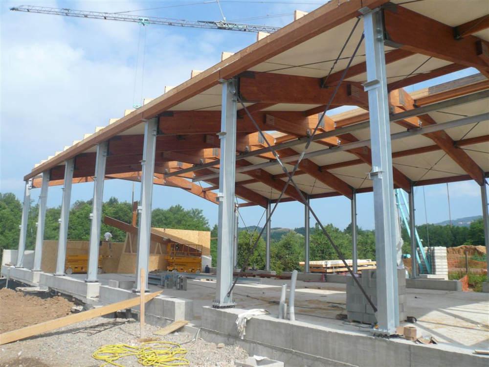 realizzazione carpenteria edile lecco como 16