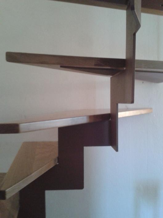 realizzazione scale in metallo lecco como 10