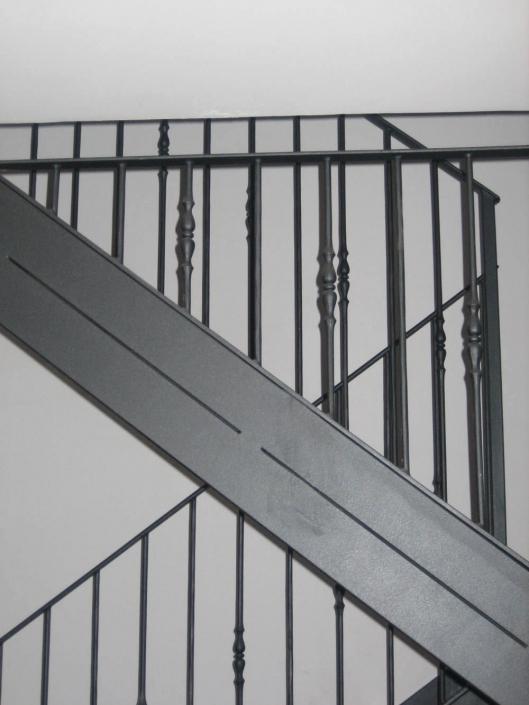 realizzazione scale in metallo lecco como 22