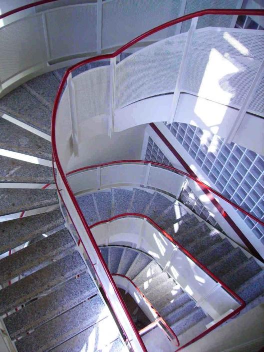 realizzazione scale in metallo lecco como 30