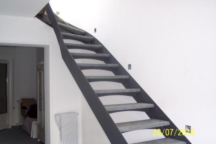 realizzazione scale in metallo lecco como 42