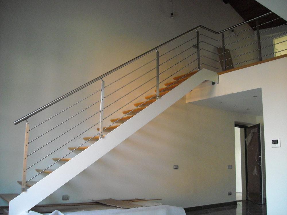 realizzazione scale in metallo lecco como 47