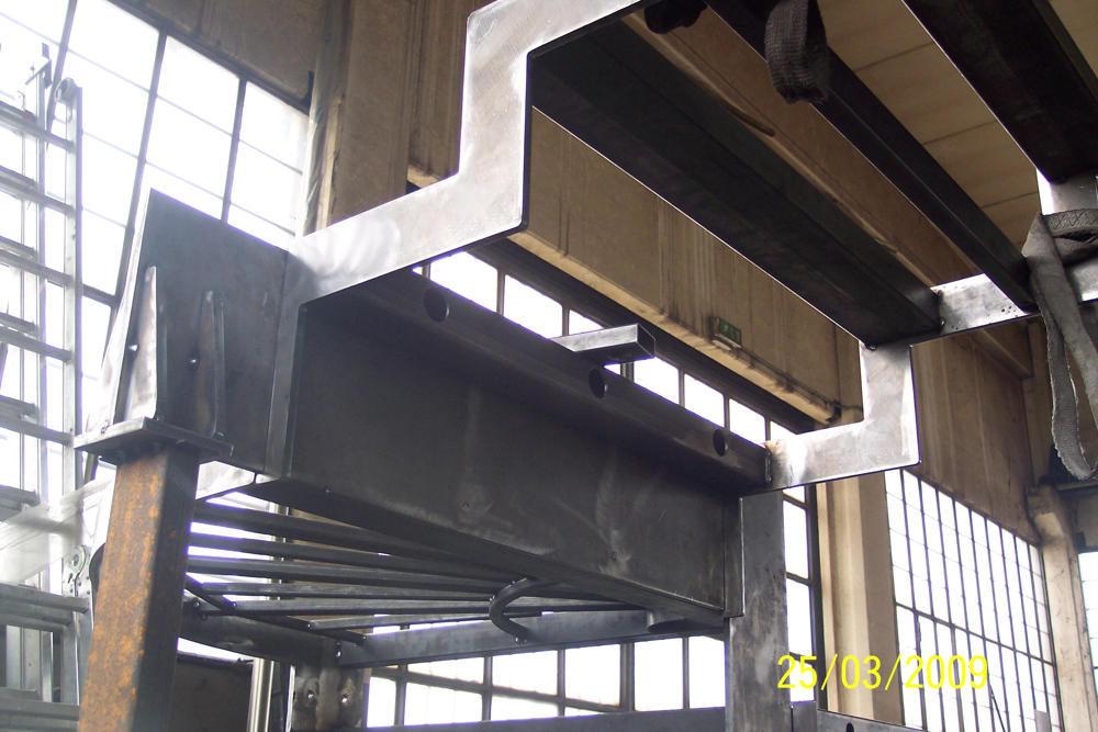 realizzazione scale in metallo lecco como 48