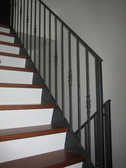 realizzazione scale in metallo lecco como 55