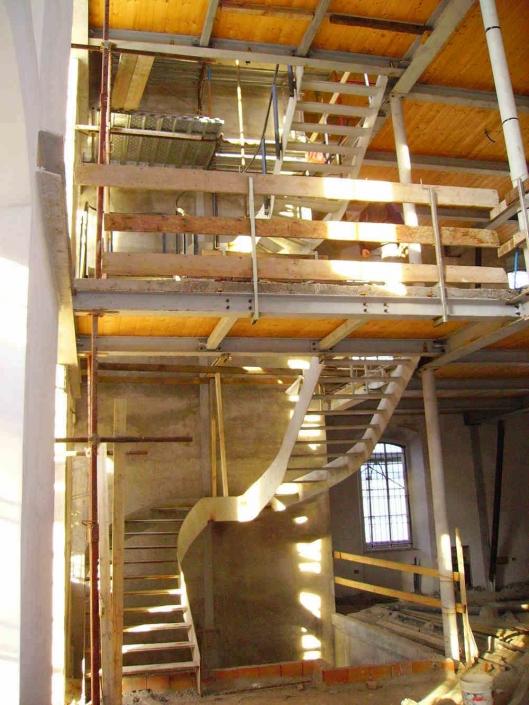 realizzazione scale in metallo lecco como 58